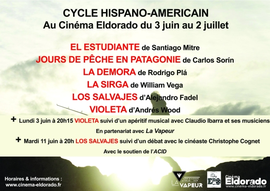 affiche cycle hispano